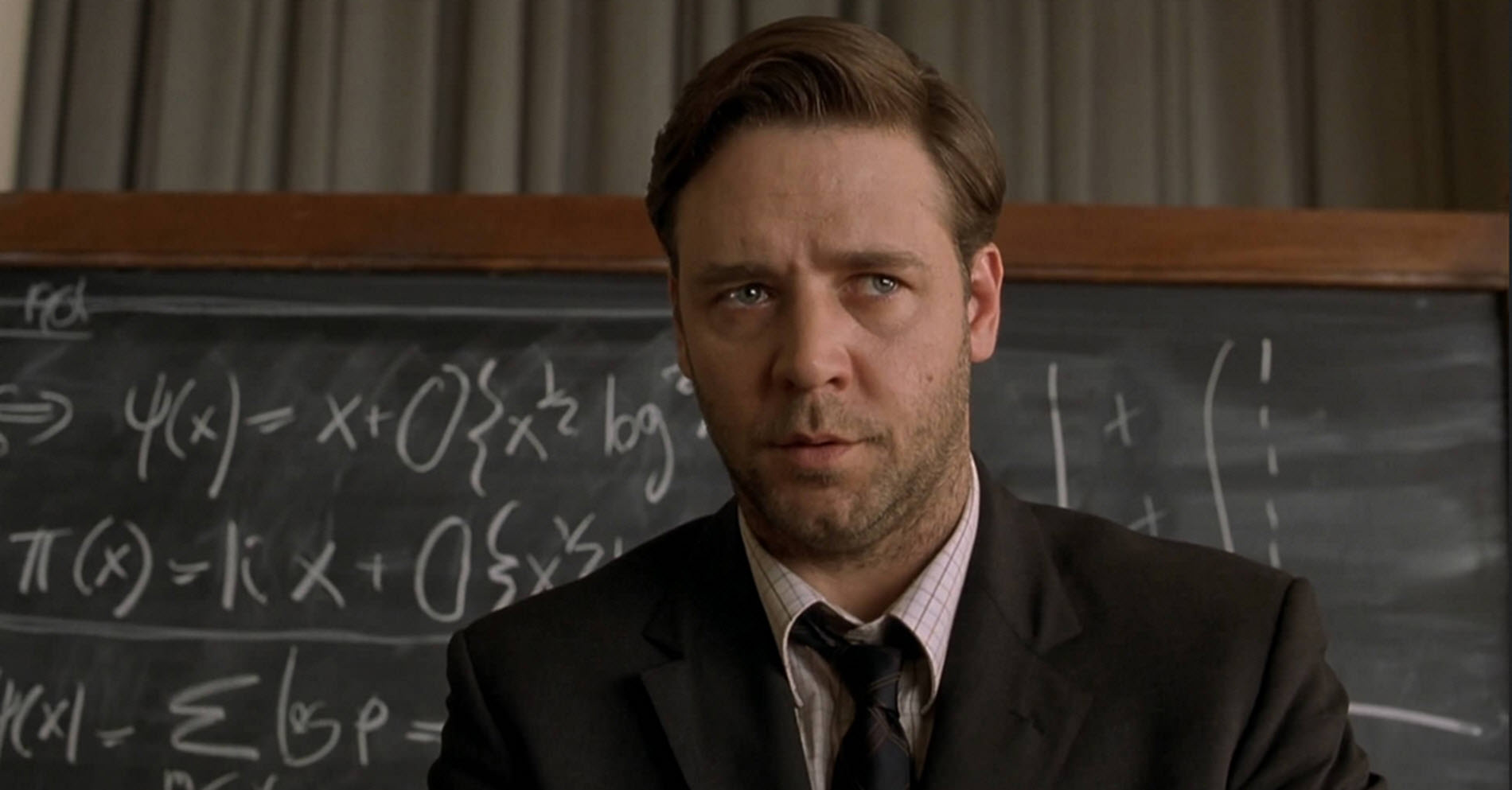 Image result for A Beautiful Mind movie